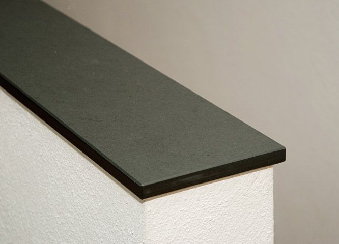 Fensterbank Fensterbänke Fensterbretter Schiefer Negra schwarz | eBay