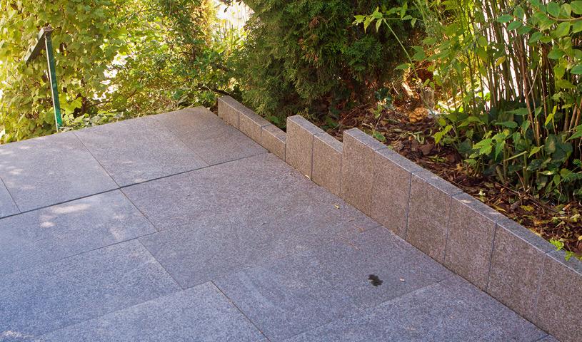 terrassenplatten backes schiefer naturstein. Black Bedroom Furniture Sets. Home Design Ideas