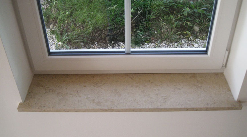 Fensterbänke - backes - schiefer + naturstein