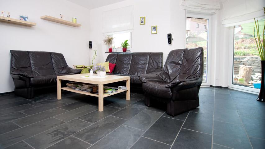 schieferfliesen negra spaltrau. Black Bedroom Furniture Sets. Home Design Ideas