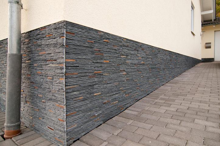 Verkleidung Betonmauer ist nett ideen für ihr wohnideen